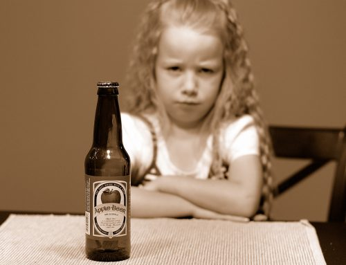 Q&A – How To Talk To Your Kids About Alcohol