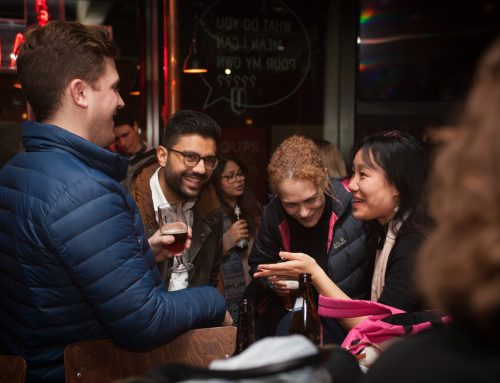 Drinking With Friends Is Essential – Mindful Drinking Festival