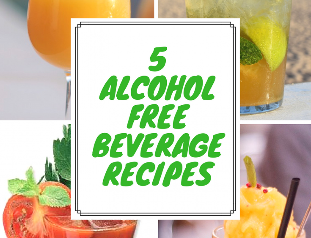 5 Alcohol-Free Beverage Recipes for Labor Day