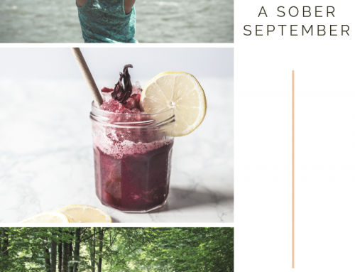 3 Steps To A Sober September
