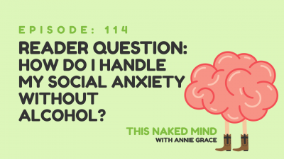 anxiety without alcohol
