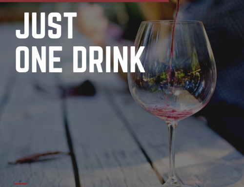 Why Just One Drink Doesn't Work