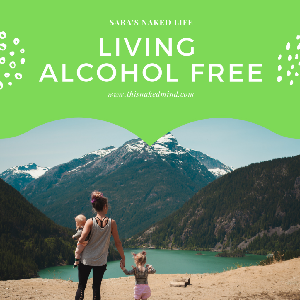 living alcohol free