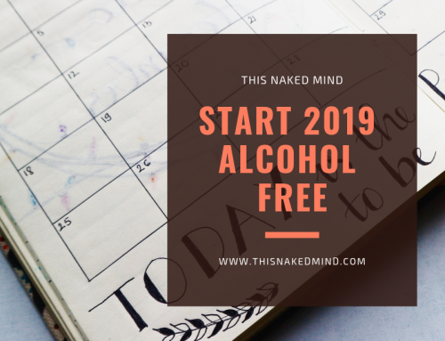 Starting 2019 Alcohol Free