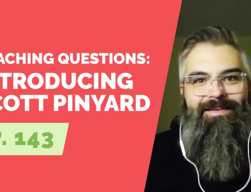 EP  143:  Coaching Questions: Introducing Head Naked Mind Coach Scott Pinyard
