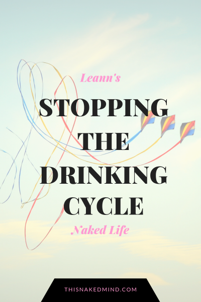stopping the drinking cycle