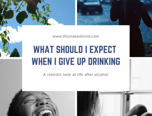 What Should I Expect When I Give Up Drinking?