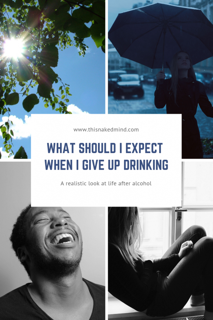 What Should I Expect When I Give Up Drinking