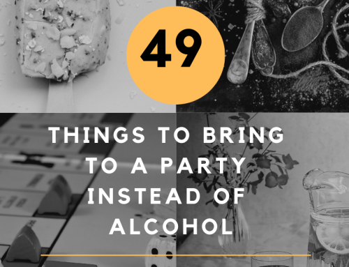 49 Things To Bring To A Party Instead Of Alcohol