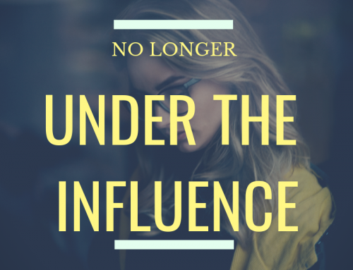 No Longer Under The Influence – Raegan's Naked Life