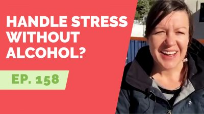 handle stress without alcohol