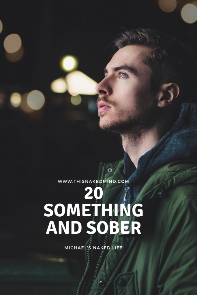 20 something and sober