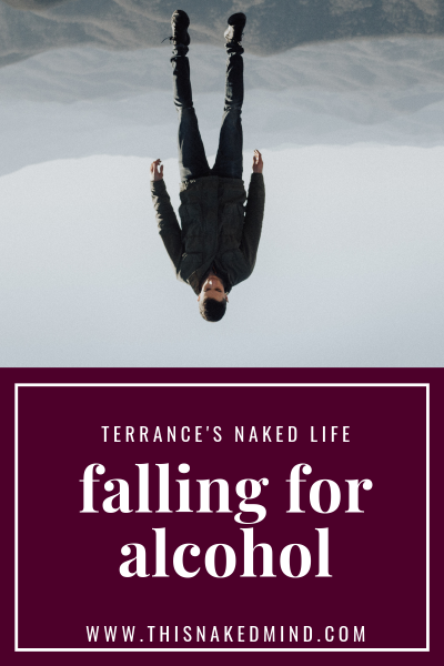 falling for alcohol