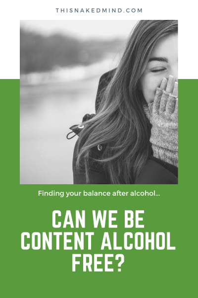 content alcohol free