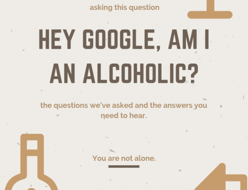 Hey Google – Am I An Alcoholic?
