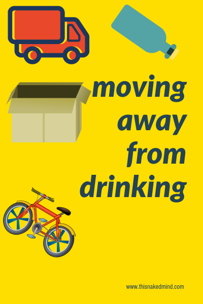 Moving Away From Drinking