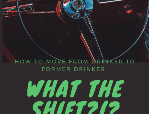 How To Move From Drinker To Former Drinker