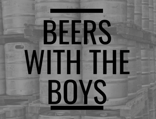 Beers With The Boys – Alcohol and Men's Health