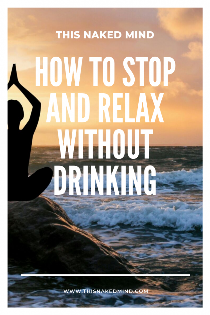 relax without drinking
