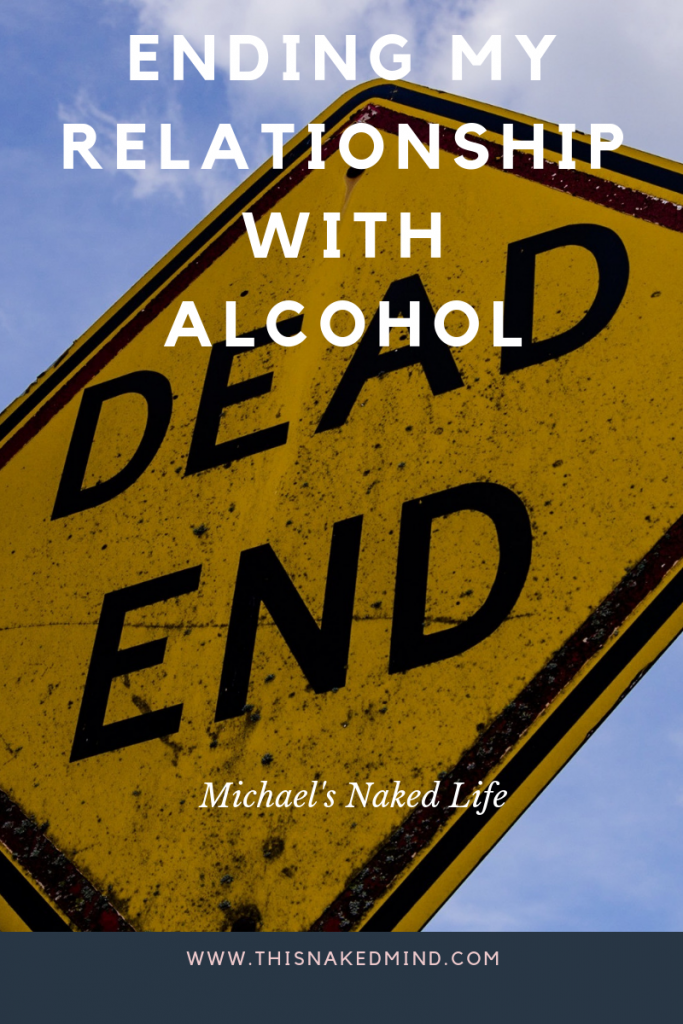 ending my relationship with alcohol