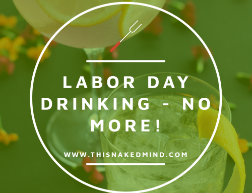 Labor Day Drinking No More