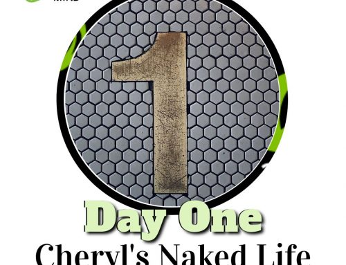 Day One – Cheryl's Naked Life