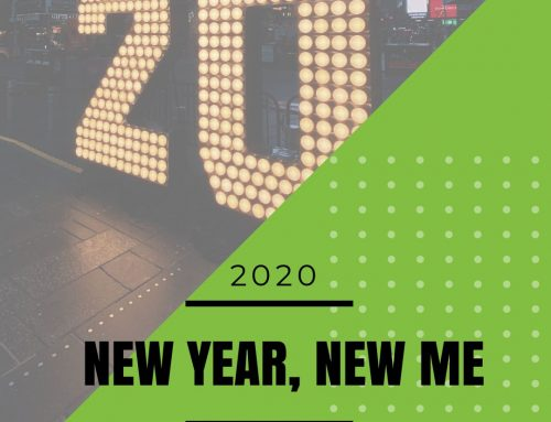 2020 – New Year New Me
