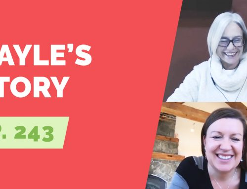EP 243: Naked Life Story: Gayle