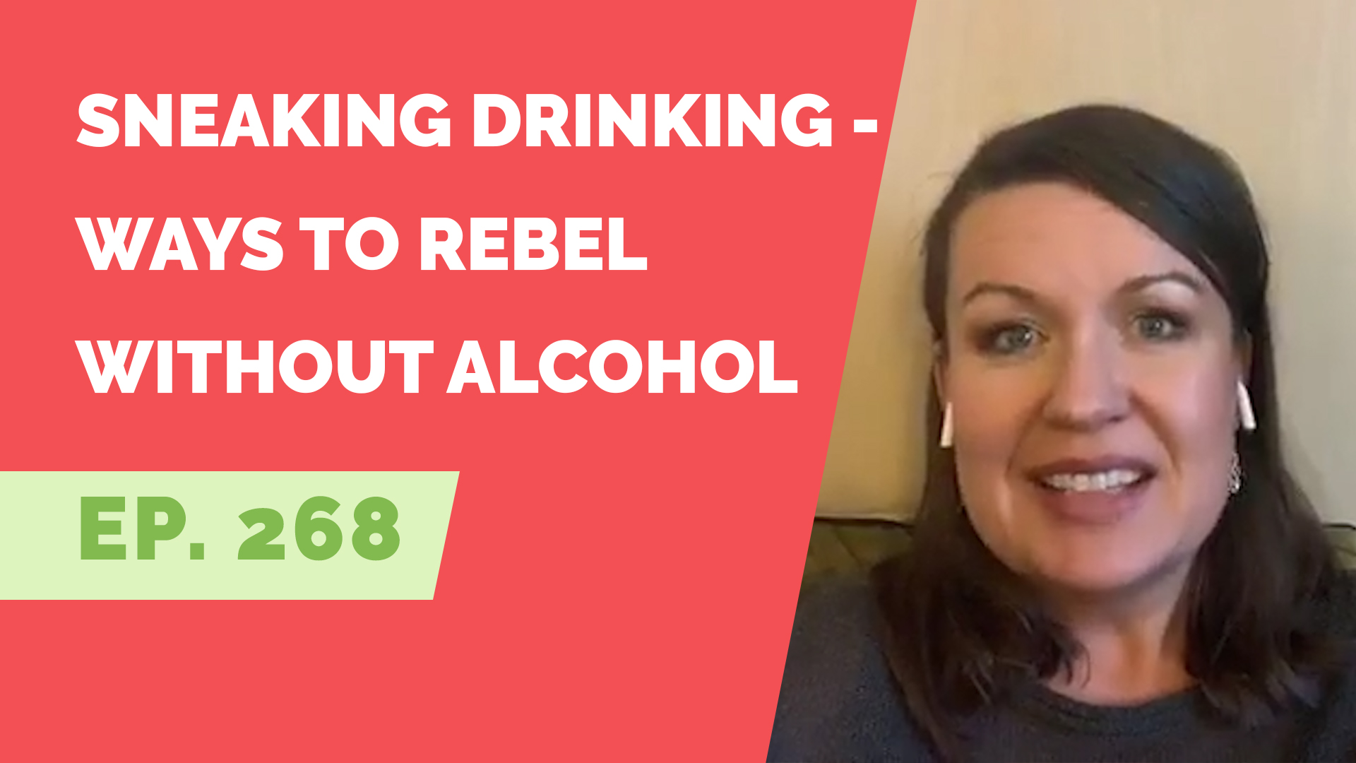 rebel without drinking