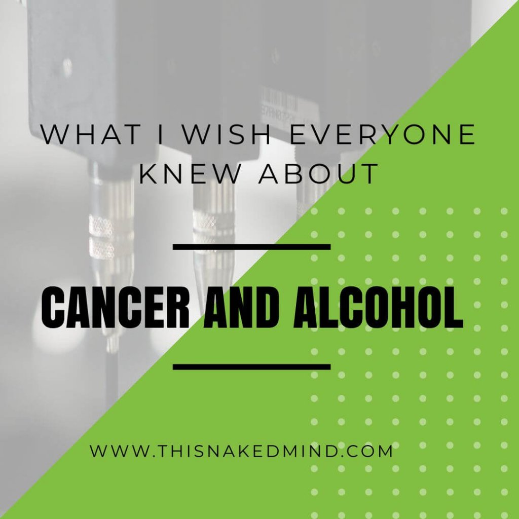 CANCER AND ALCOHOL