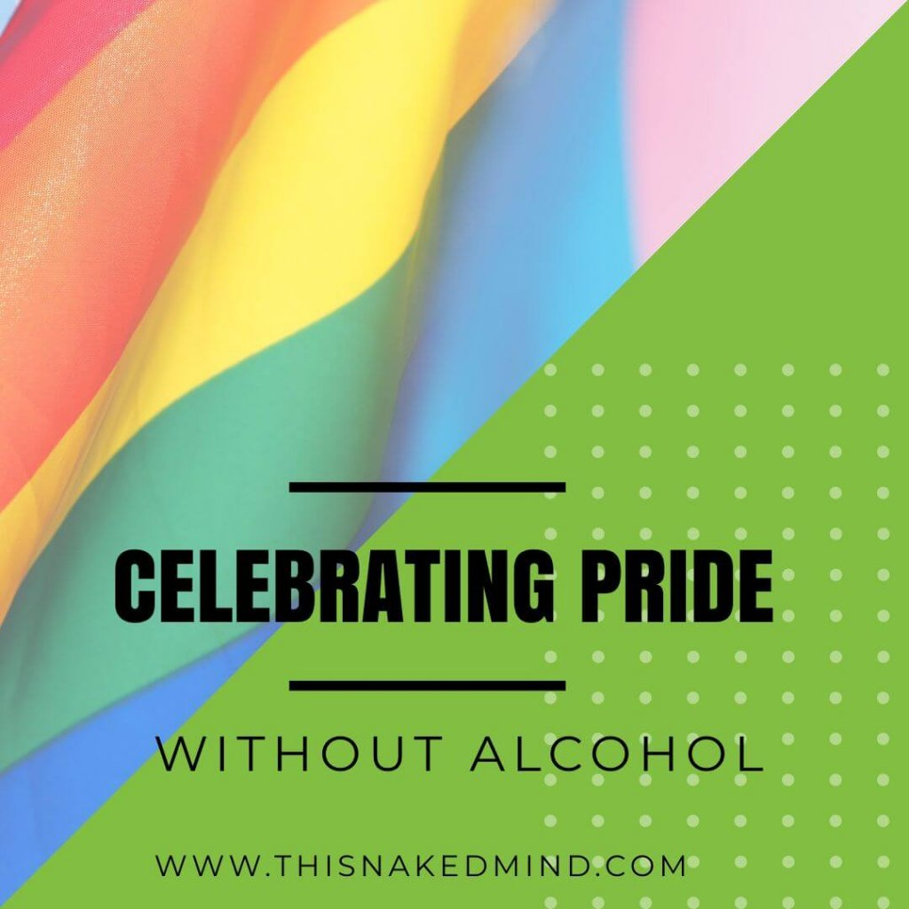 celebrating pride without alcohol