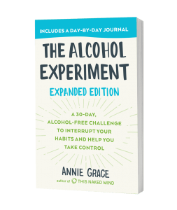alcohol experiment expanded edition