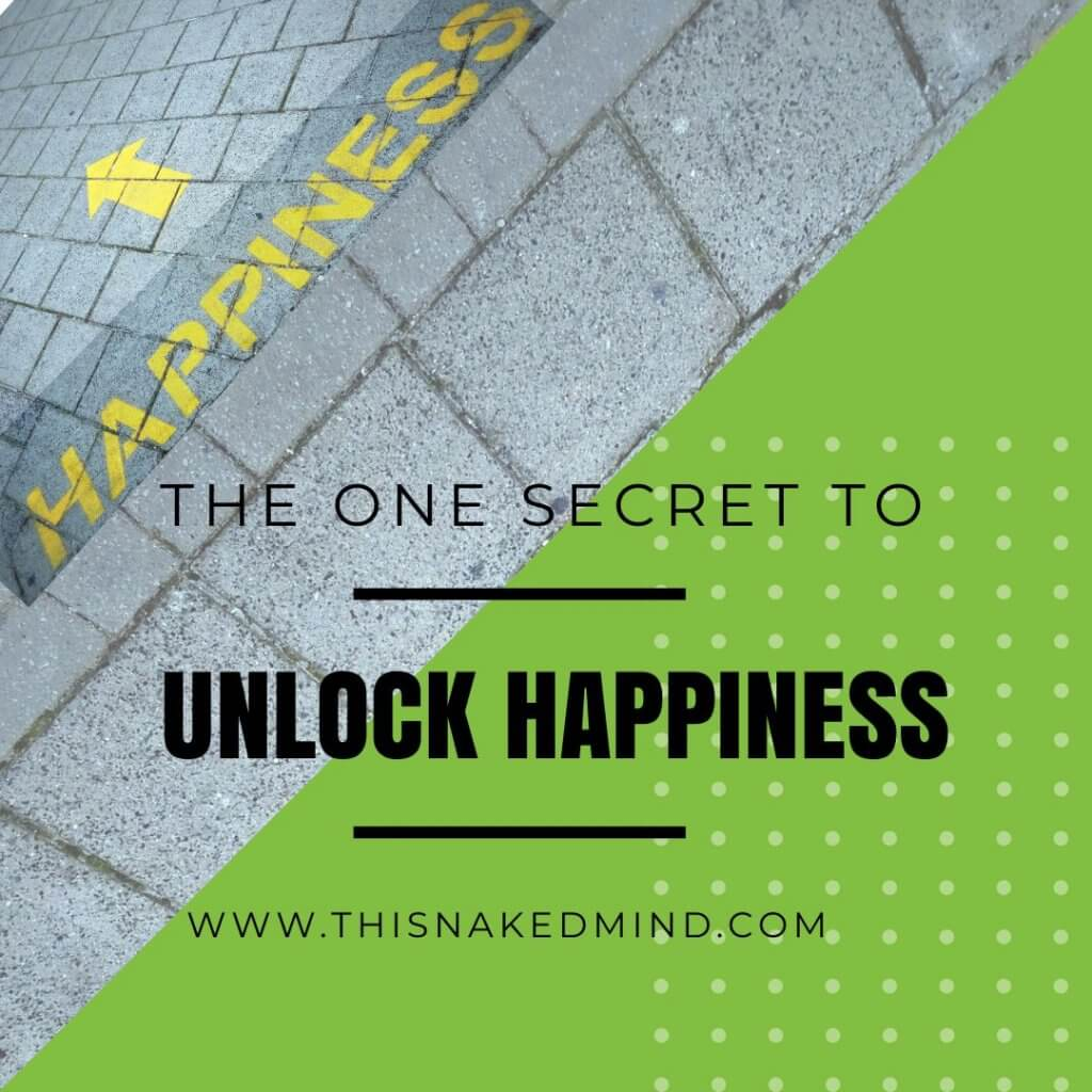 UNLOCK HAPPINESS