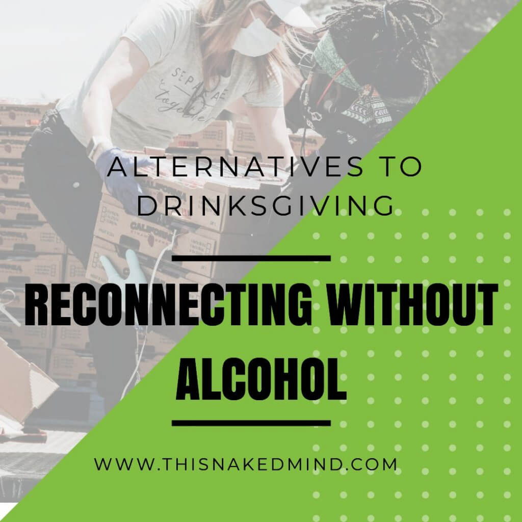 reconnecting without alcohol
