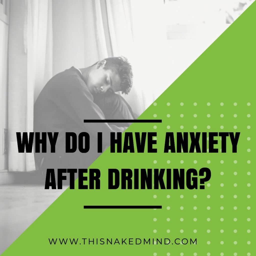 anxiety after drinking